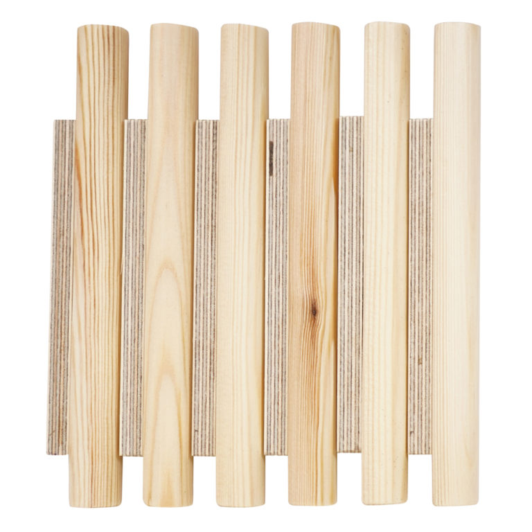Miri Sticks Natural 2 wooden